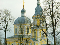 Bryansk city church