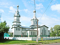 Bryansk oblast church