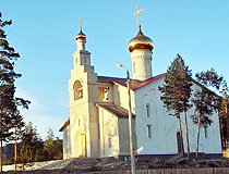 Buryat region church