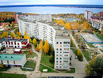 Cheboksary apartment house