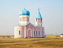 Orthodox church in Chelyabinsk oblast