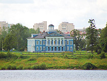 Galskie Manor in Cherepovets
