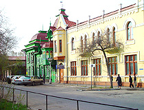 Pre-revolutionary architecture of Chita
