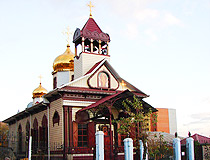 Holy Resurrection Church (1851), 9th January Street, 54, Chita