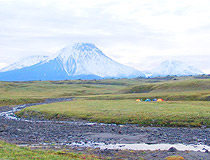 Camping in Chukotka