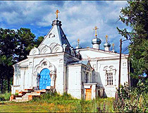 Church in Chuvashia
