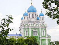 Ascension Cathedral in Elets