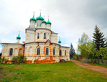 Church in Irkutskaya oblast