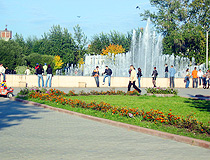 Ivanovo fountain