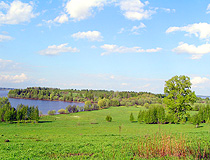 Ivanovo region nature view