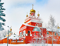 Izhevsk cathedral
