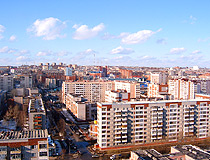 General view of Izhevsk