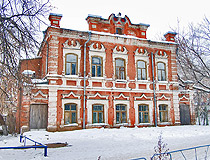 Izhevsk historic place
