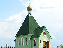 Orthodox church in the Kaliningrad region