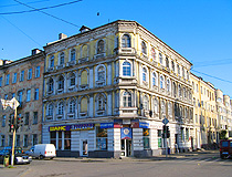 Kaliningrad city architecture