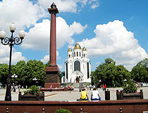 Christ the Savior Cathedral in Kaliningrad