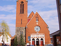 Catholic church in Kaliningrad oblast