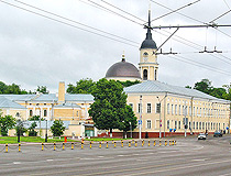 The Holy Trinity Cathedral in Kaluga