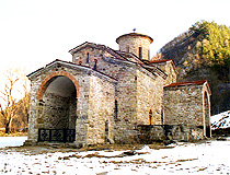 Ancient church in Karachay-Cherkessia