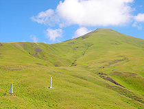 Green slopes of Karachay-Cherkessia