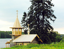 Karelia region church
