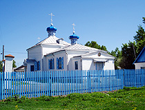 Church in the Kemerovo region