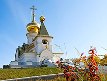 Khabarovsk church