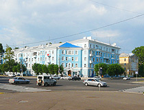 Komsomolsk-on-Amur street view
