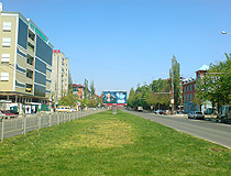 Krasnodar city scenery