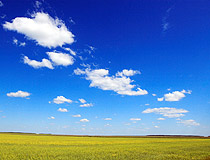 Endless fields of the Kurgan region