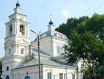 Church of the Assumption of the Virgin in Kursk