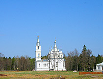 Church in Leningrad oblast