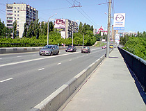 On the street in Lipetsk