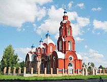 Lipetsk region church