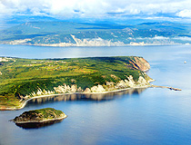 Magadan oblast - the view from above