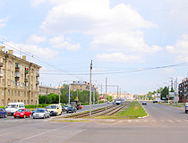 Magnitogorsk street