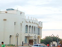 Kumyk State Music and Drama Theater in Makhachkala