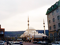 Mosque in Makhachkala