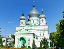 Paraskevi Ascension Nunnery in Mordovia