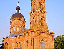 Church in Mordovia Republic