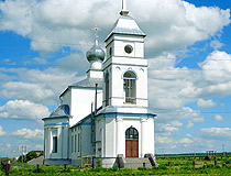 Orthodox church in Mordovia