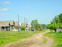 Rural life in Mordovia Republic