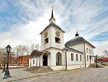 Moscow region church