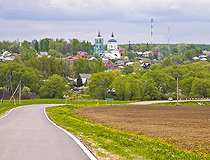Rural life in Moscow oblast