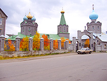 St. Nicholas Cathedral in Murmansk