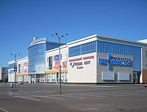 Naberezhnye Chelny shopping mall