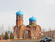 Borovetskaya Church in Naberezhnye Chelny