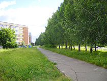 Naberezhnye Chelny is a green city