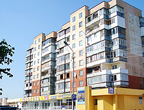 Apartment house in Nalchik