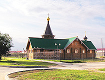 Epiphany Cathedral in Naryan-Mar